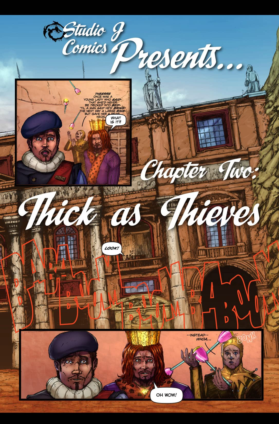 Thief of Hearts #2