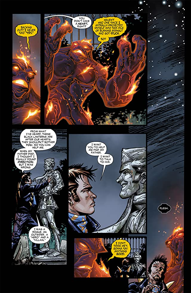 Blackest Night: The Flash #1 (of 3)