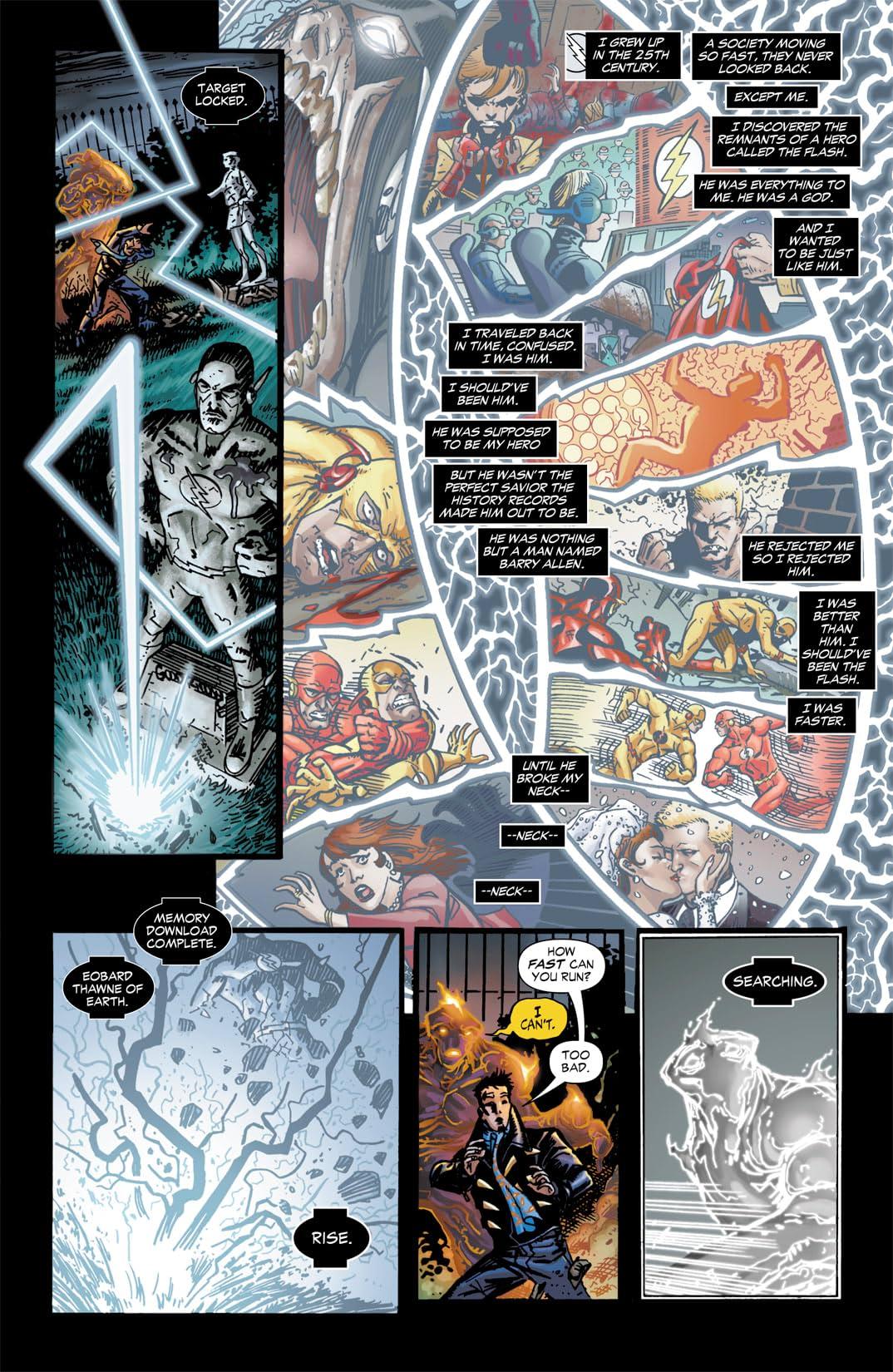Blackest Night: The Flash #1 (of 3)