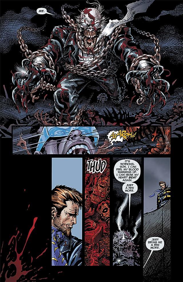 Blackest Night: The Flash #3 (of 3)