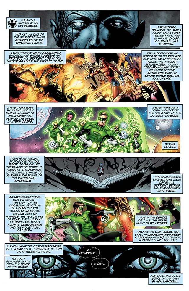 click for super-sized previews of Green Lantern (2005-2011) #43