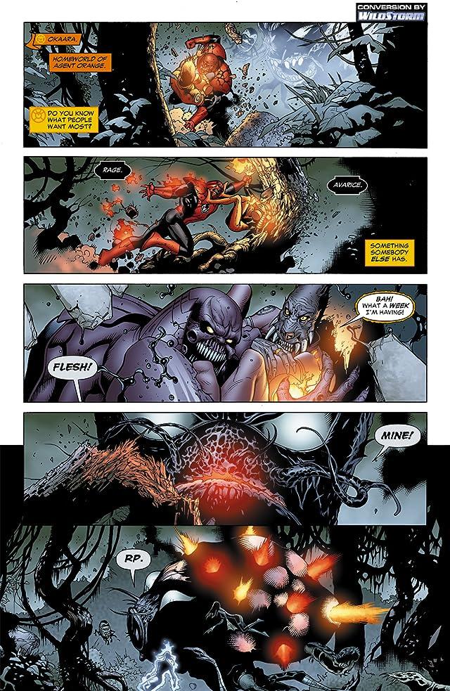 Green Lantern (2005-2011) #48