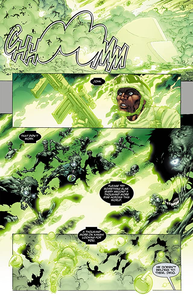 click for super-sized previews of Green Lantern (2005-2011) #49