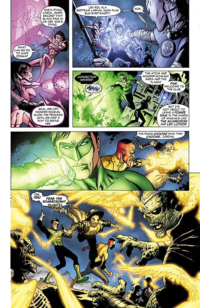 click for super-sized previews of Green Lantern (2005-2011) #50
