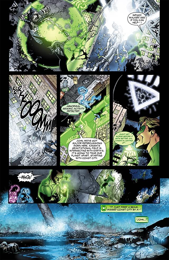 click for super-sized previews of Green Lantern (2005-2011) #52