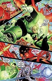 Green Lantern Corps (2006-2011) #45