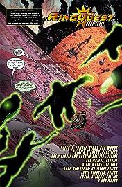 Green Lantern Corps (2006-2011) #24