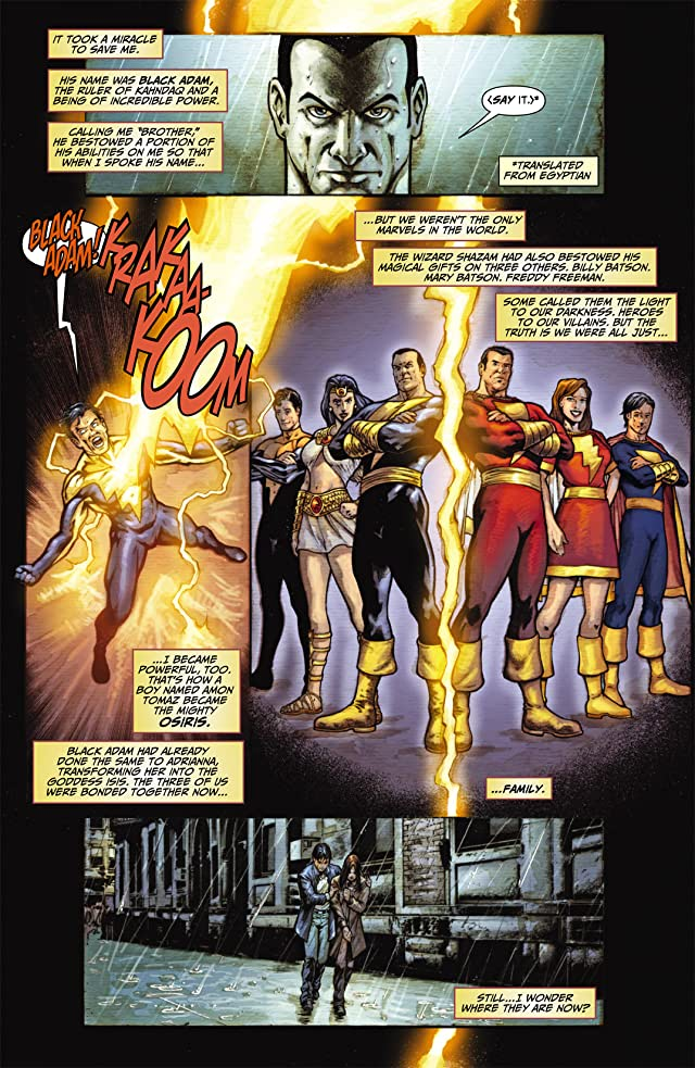 click for super-sized previews of The Power of Shazam (1995-1999) #48