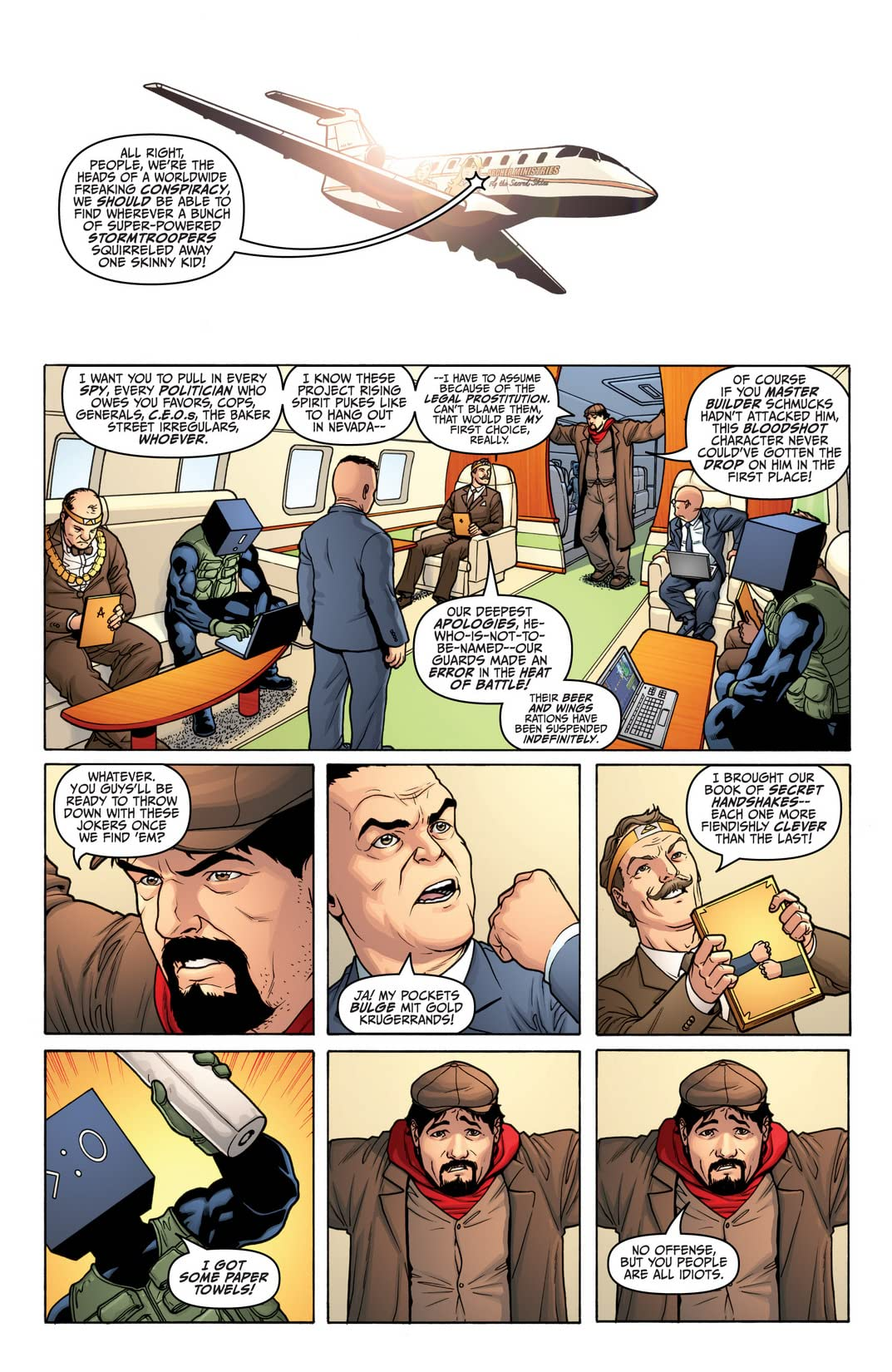 Archer & Armstrong (2012- ) #19: Digital Exclusives Edition