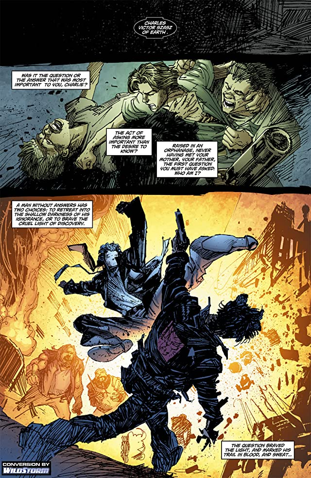 click for super-sized previews of The Question #37