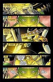 Green Lantern Corps (2006-2011) #32