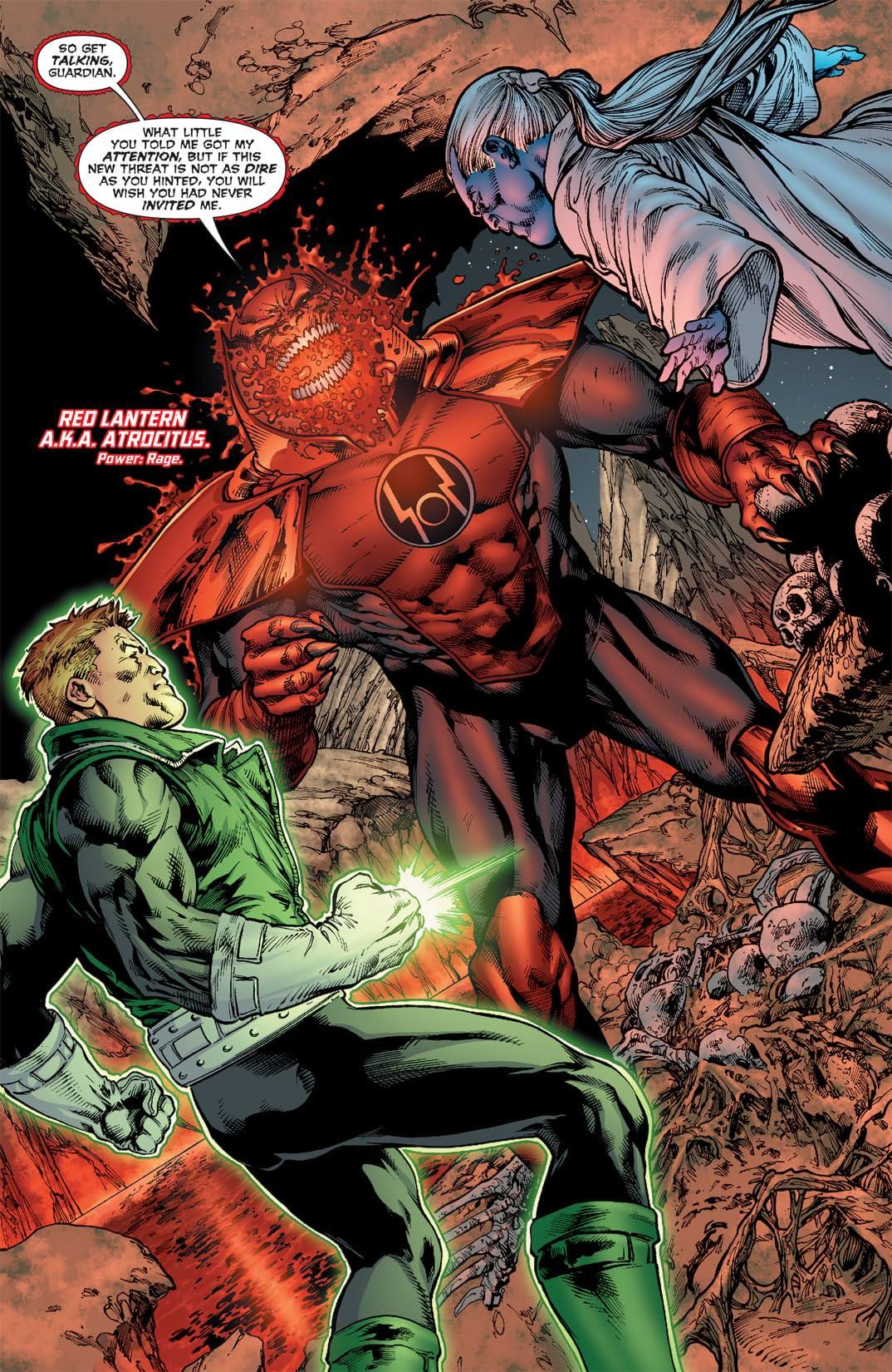Green Lantern Corps (2006-2011) #48