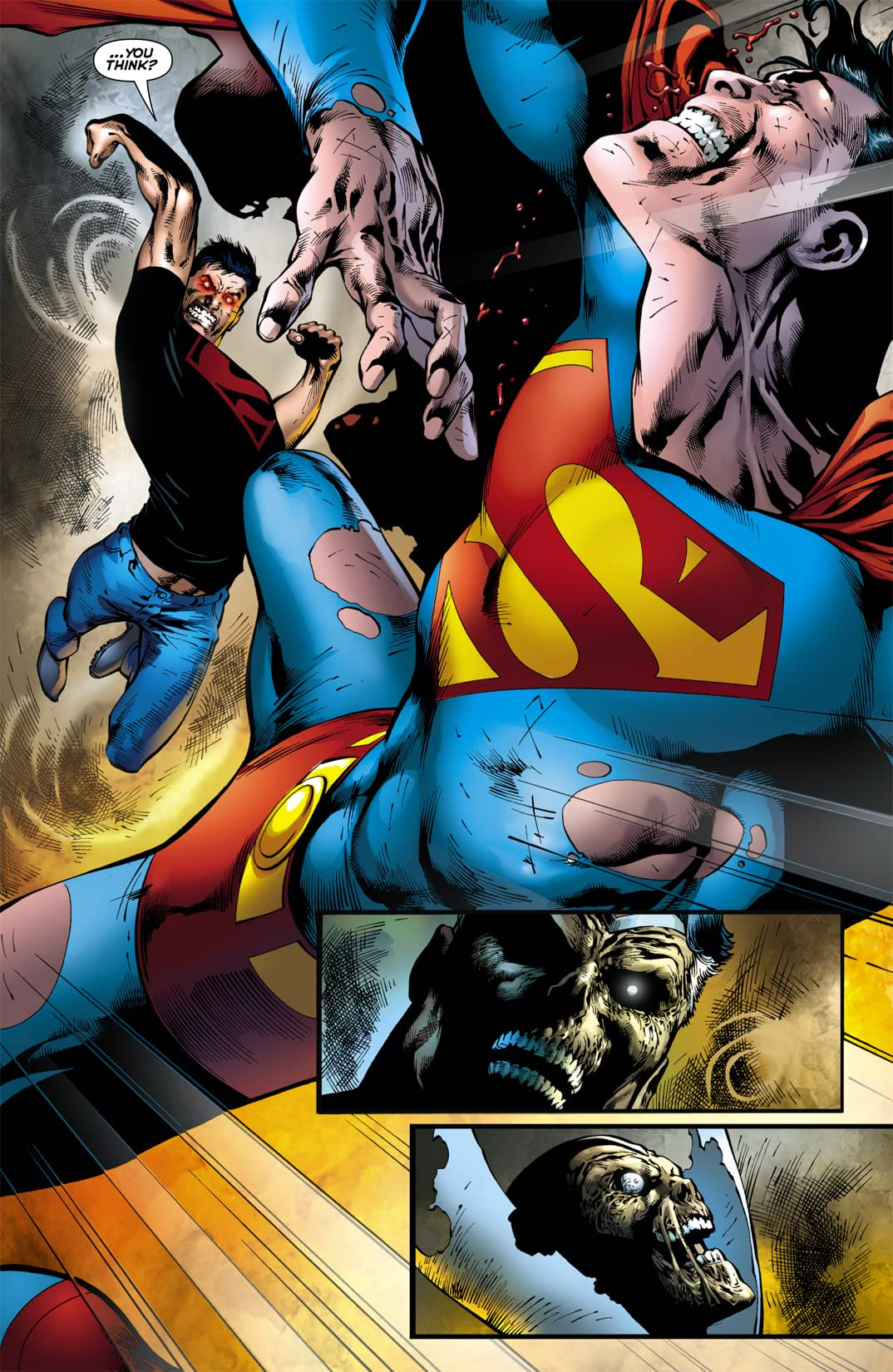 Blackest Night: Superman #2 (of 3)