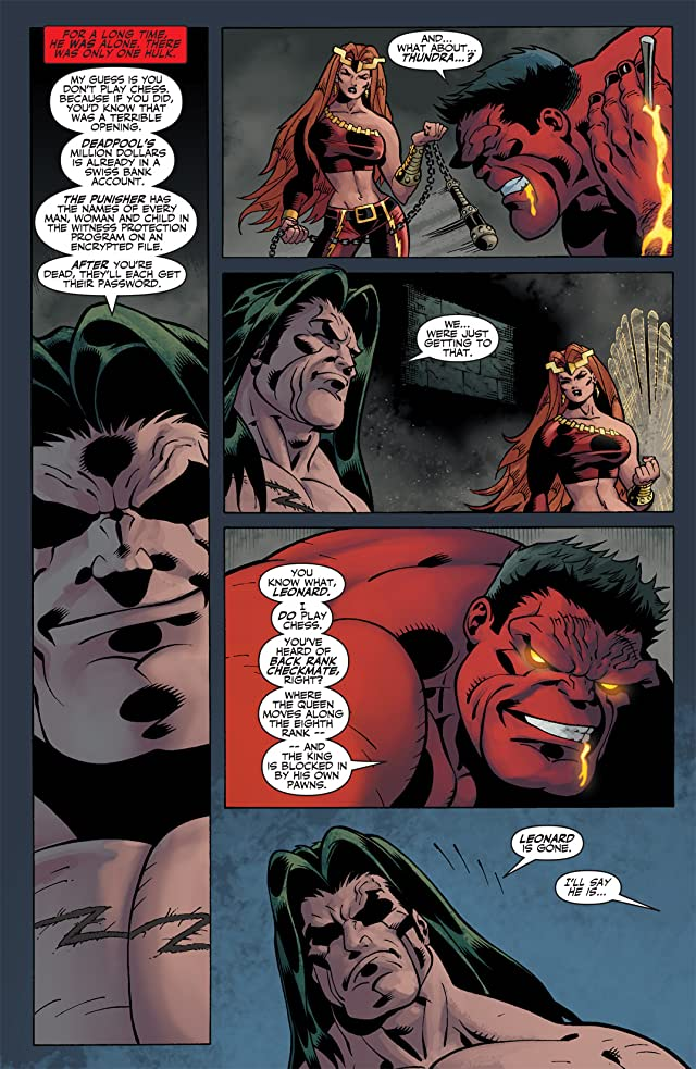 click for super-sized previews of Hulk (2008-2012) #17