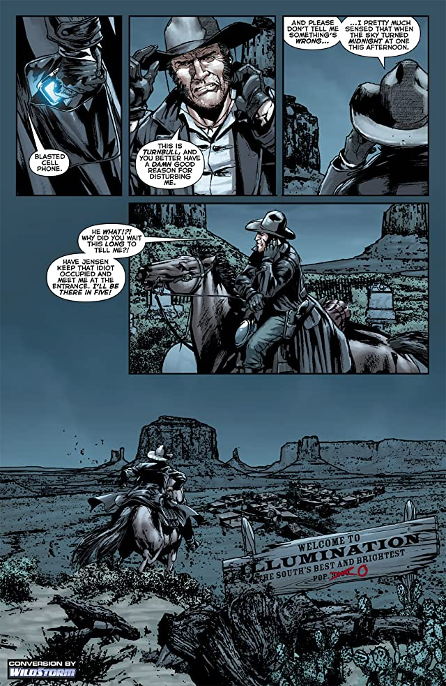 click for super-sized previews of Weird Western Tales #71