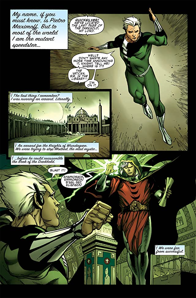click for super-sized previews of Mighty Avengers (2007-2010) #22