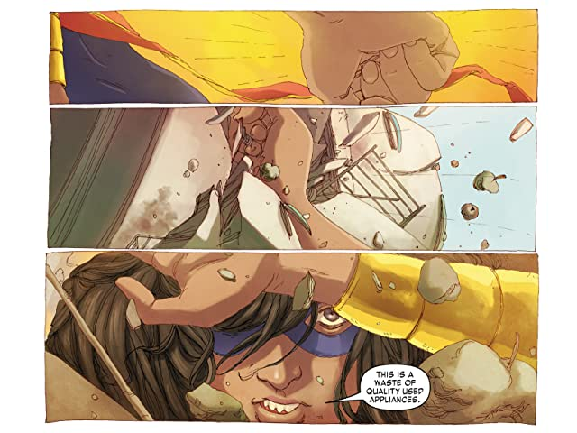 click for super-sized previews of Ms. Marvel Infinite #1