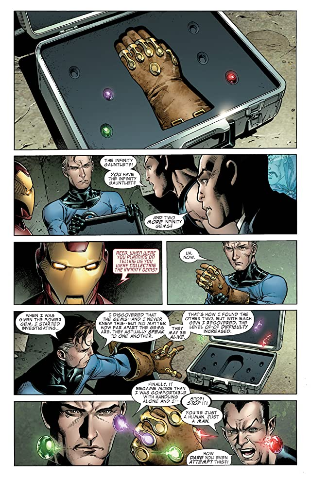 click for super-sized previews of New Avengers: Illuminati #2
