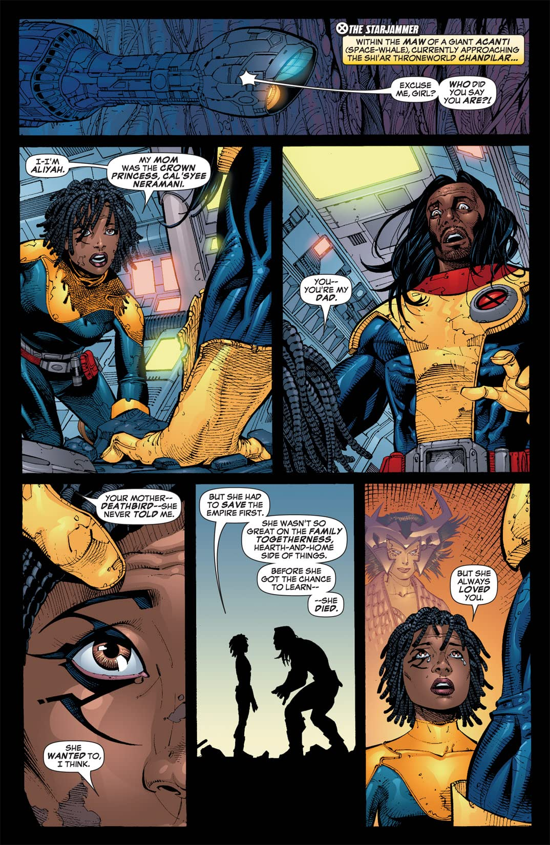 X-Men: The End #5: Men and X-Men