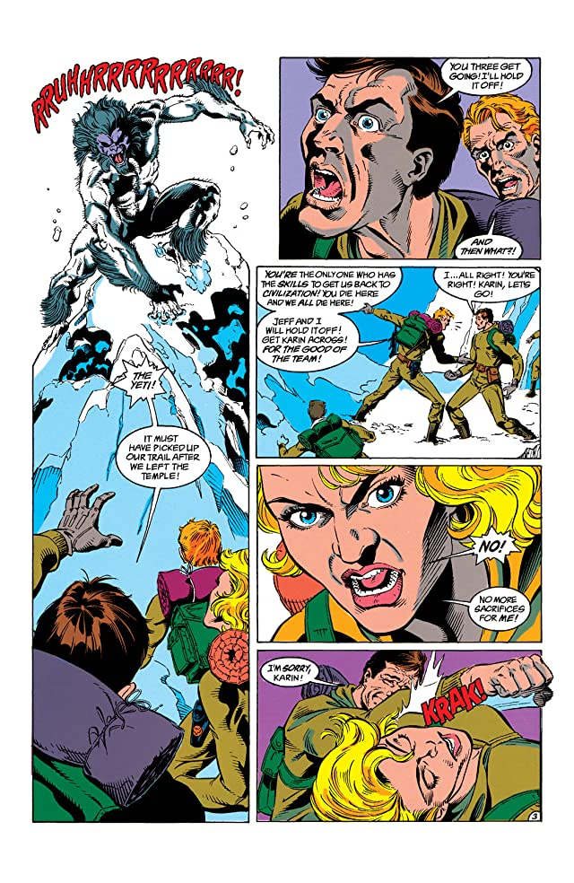 click for super-sized previews of Suicide Squad (1987-1992) #50
