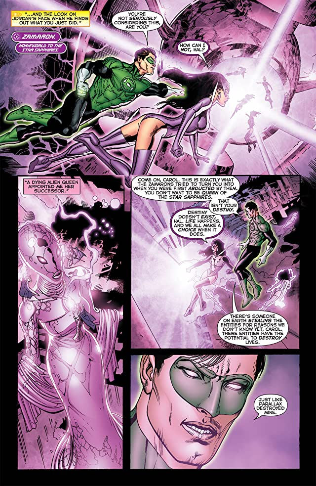click for super-sized previews of Green Lantern (2005-2011) #58