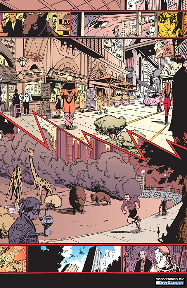 click for super-sized previews of Transmetropolitan #7