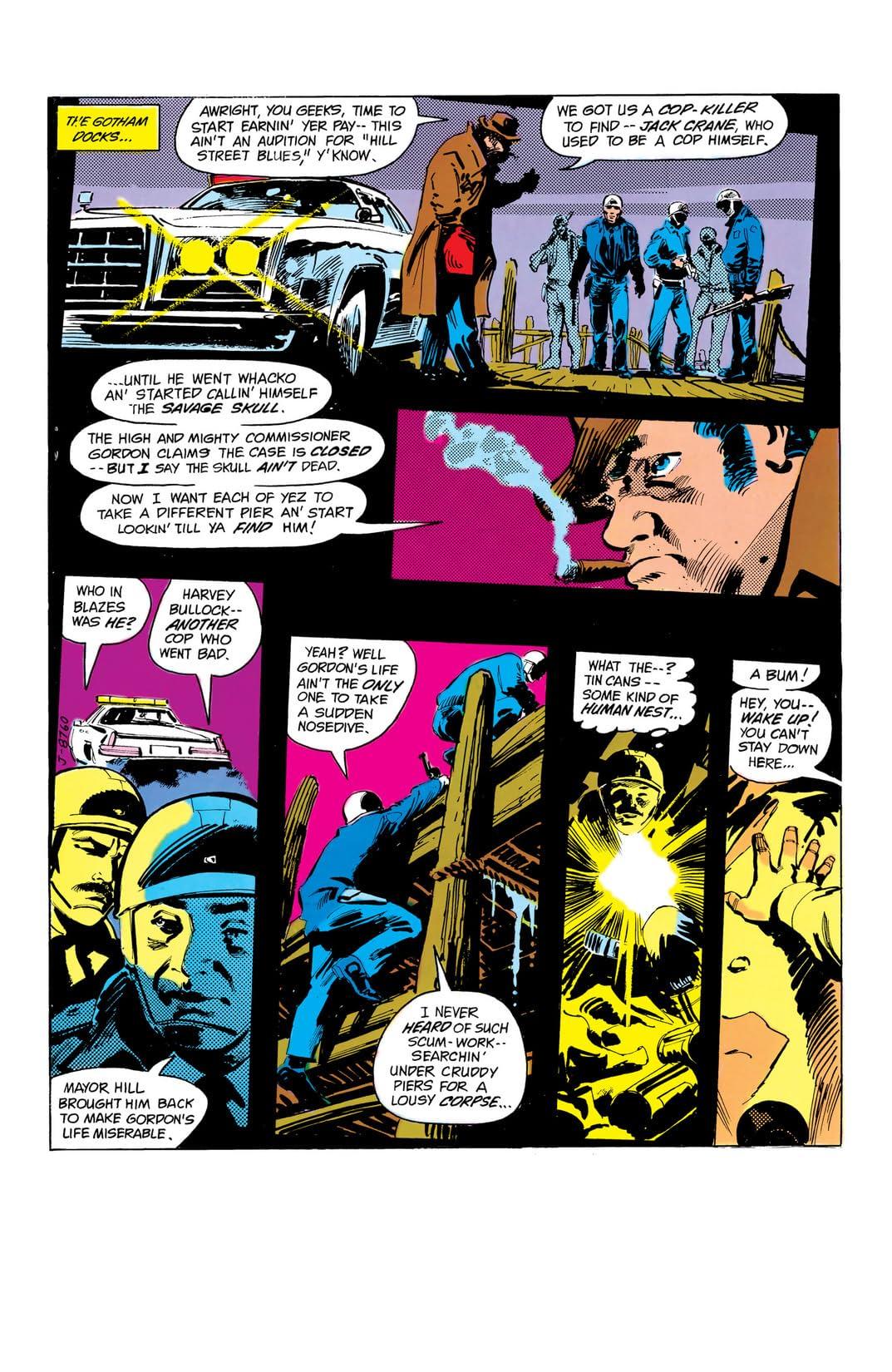 Detective Comics (1937-2011) #528