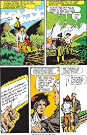Classics Illustrated #46: Kidnapped