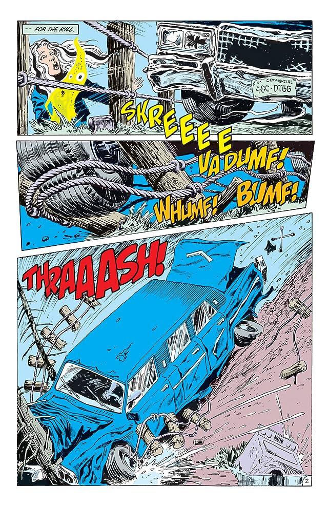 Swamp Thing (1982-1996) #74