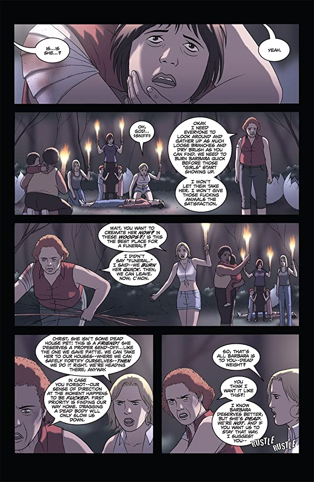 click for super-sized previews of Girls #20