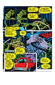 The Saga of the Swamp Thing (1982-1996) #5