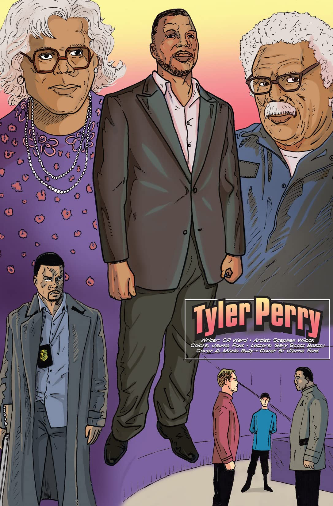 Fame: Tyler Perry