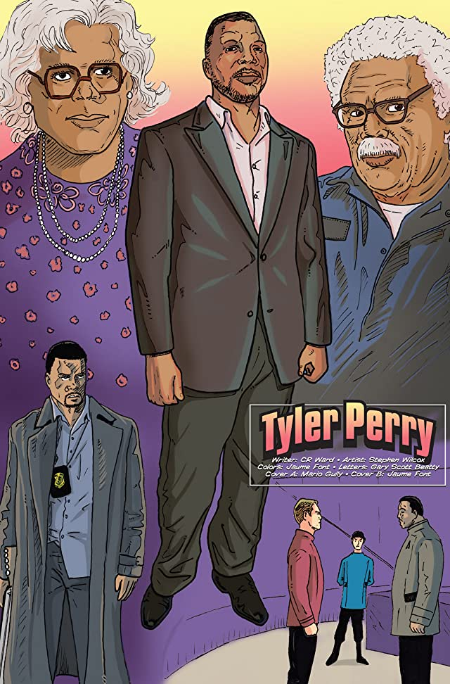 click for super-sized previews of Fame: Tyler Perry