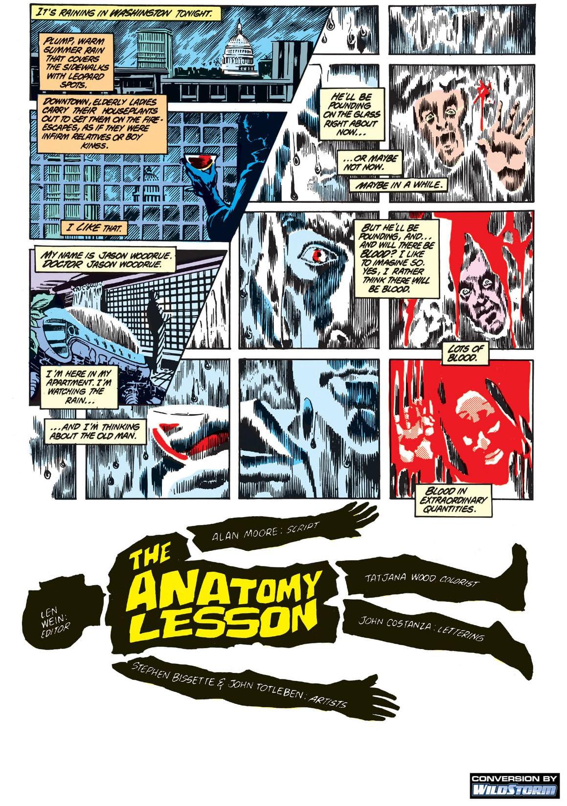 Swamp Thing (1982-1996) #21