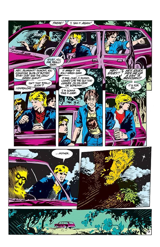 Swamp Thing (1982-1996) #23