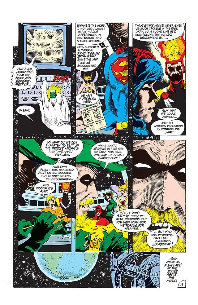 Swamp Thing (1982-1996) #24