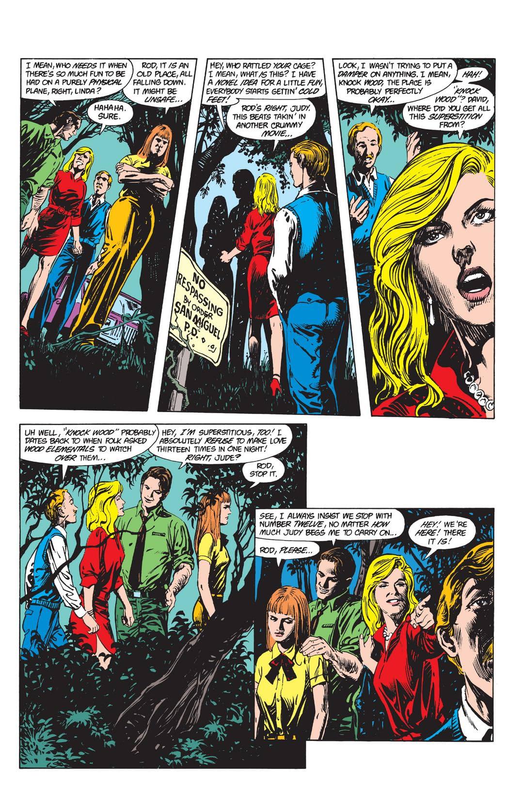 Swamp Thing (1982-1996) #45