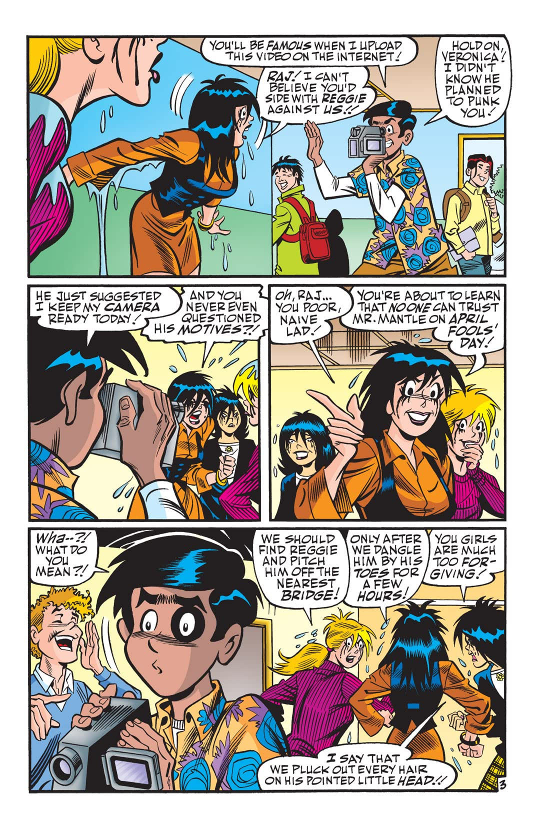 Archie & Friends #153