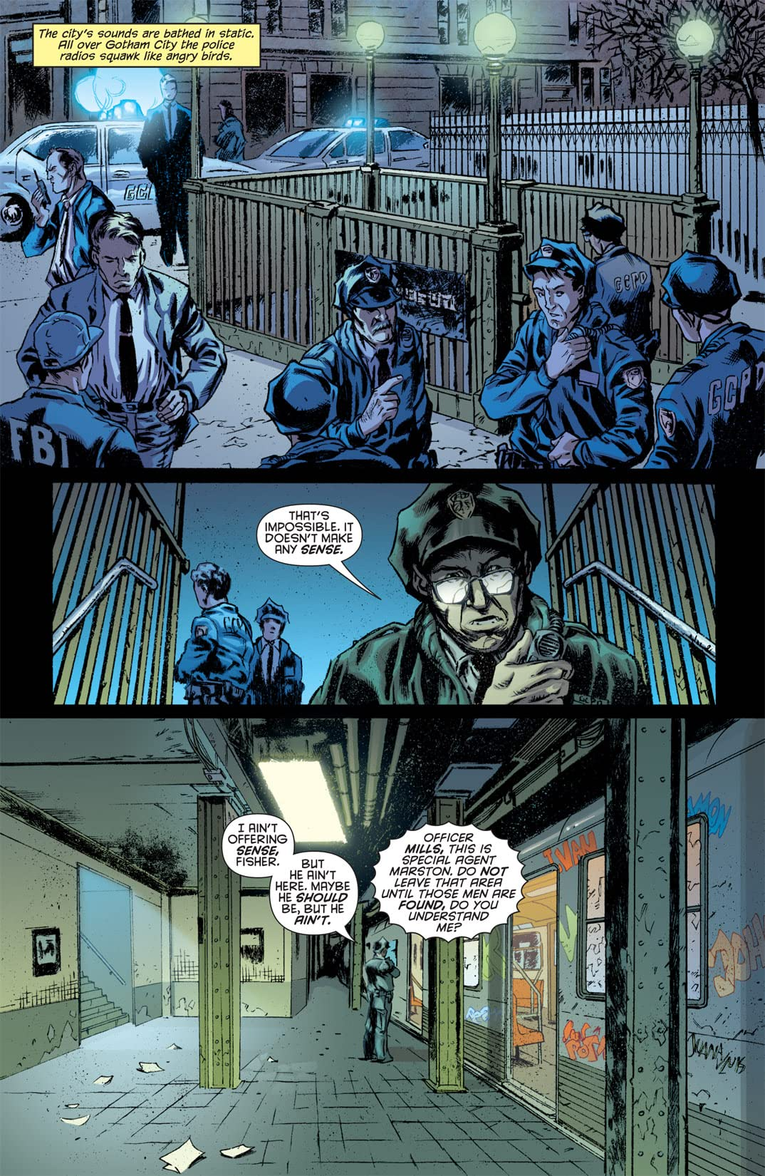 Batman: Streets of Gotham #15