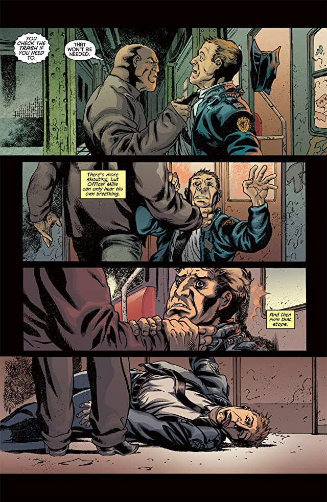 click for super-sized previews of Batman: Streets of Gotham #15