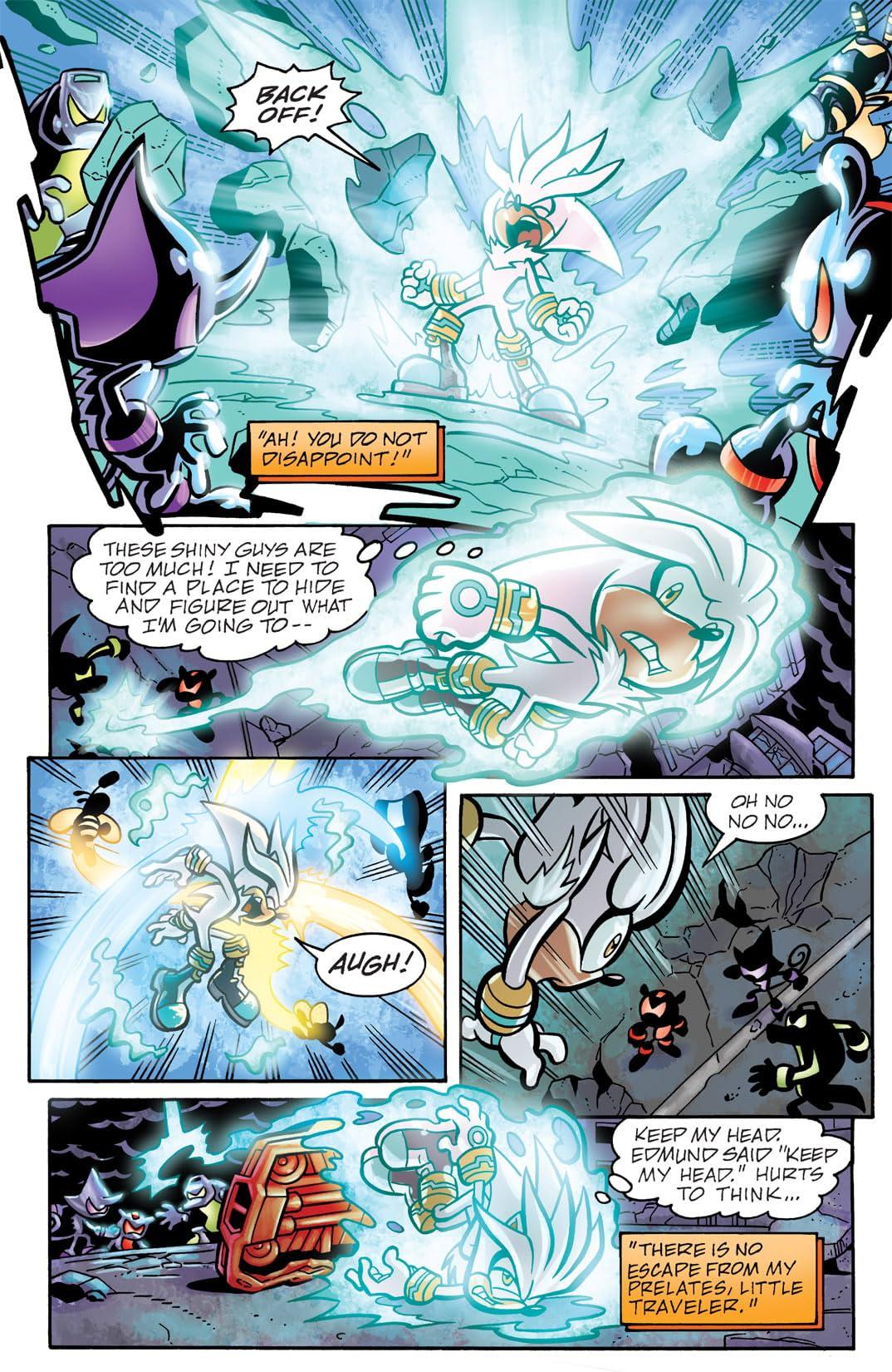 Sonic Universe #26