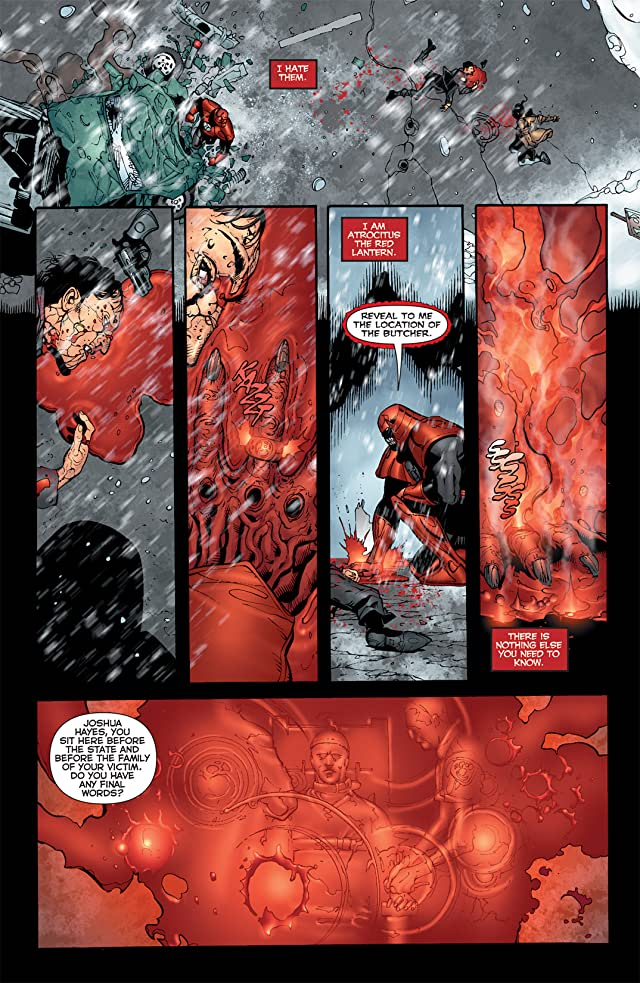 click for super-sized previews of Green Lantern (2005-2011) #61