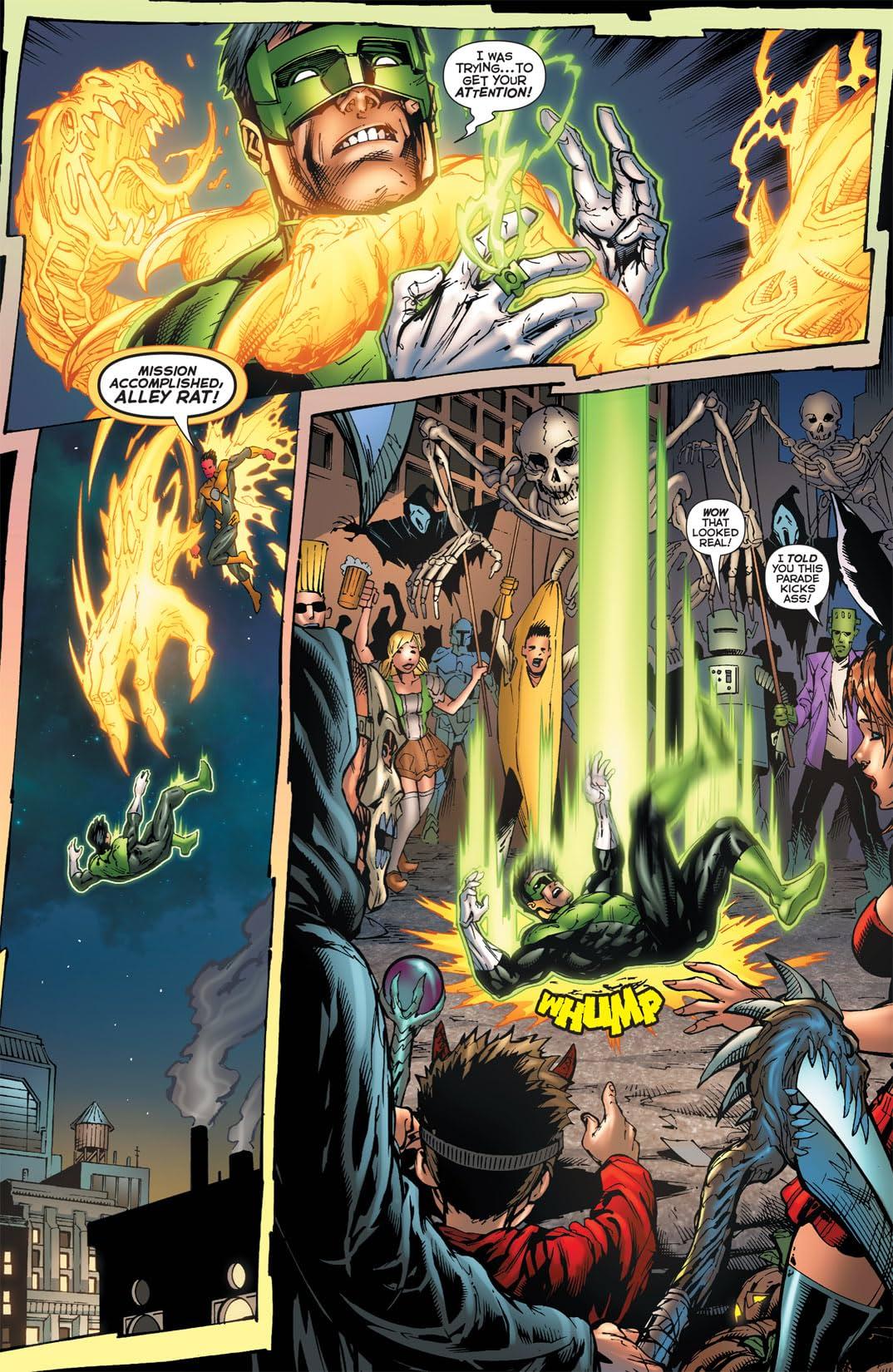 Green Lantern Corps (2006-2011) #54