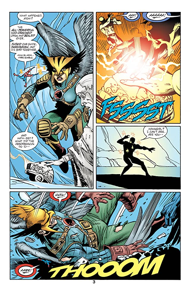 click for super-sized previews of Hawkman (2002-2006) #12