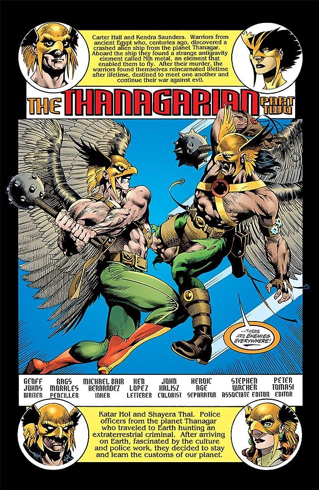 Hawkman (2002-2006) #16