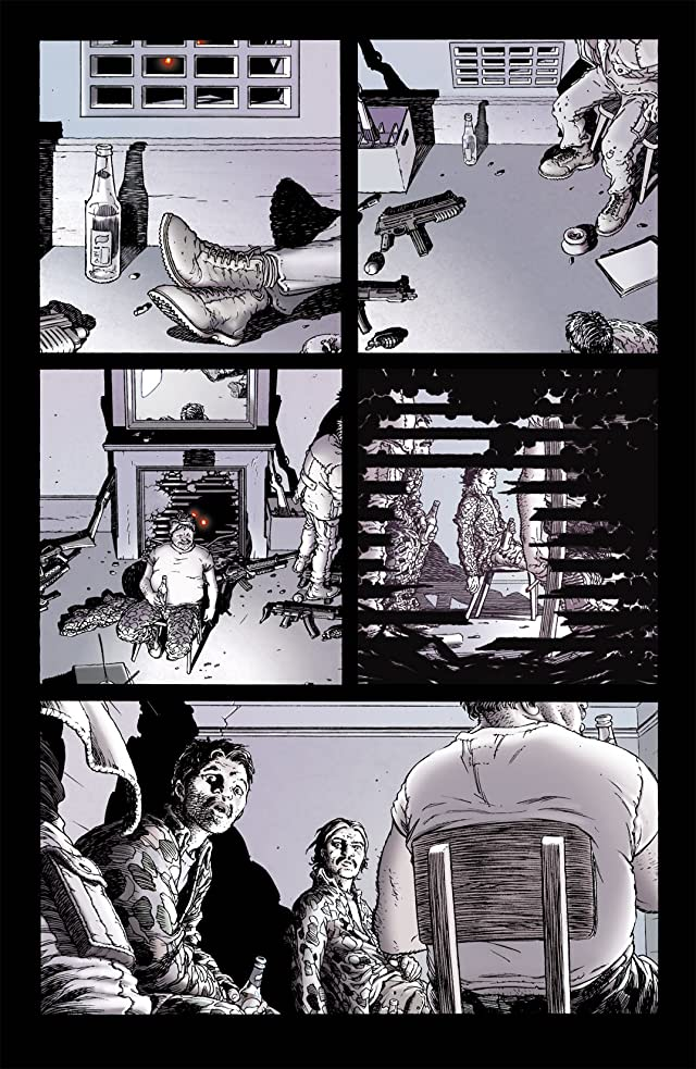 click for super-sized previews of We3 #1 (of 3)