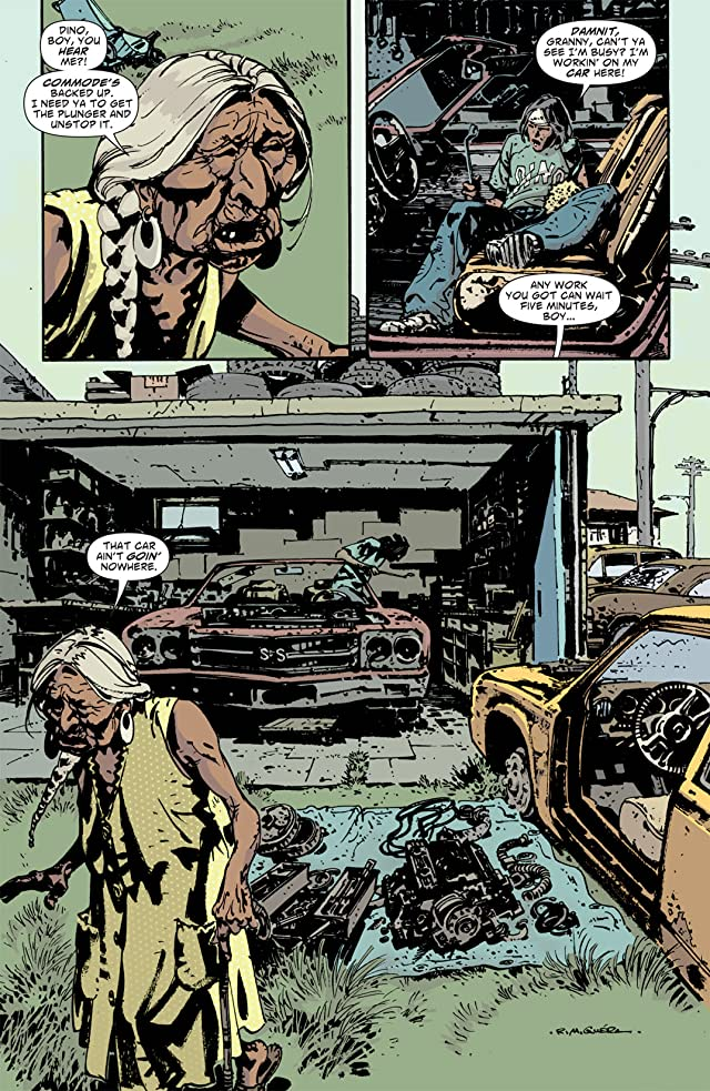 Scalped #10