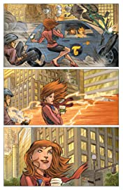 The Flash (2010-2011) #1