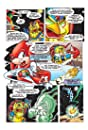 Knuckles the Echidna #8