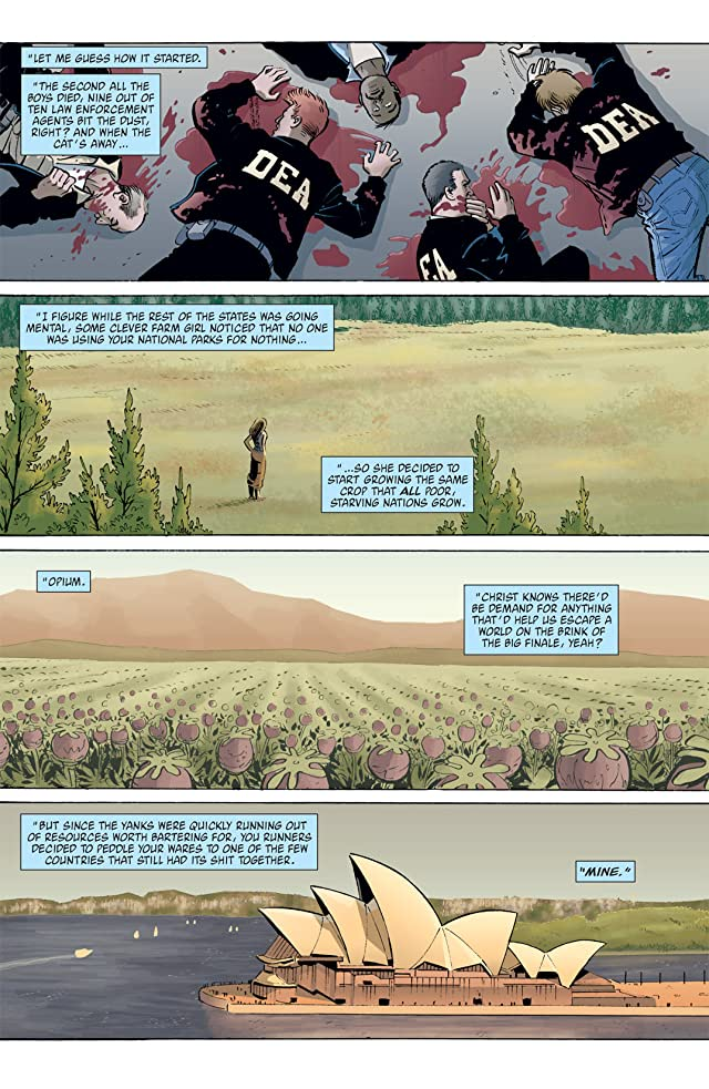click for super-sized previews of Y: The Last Man #34